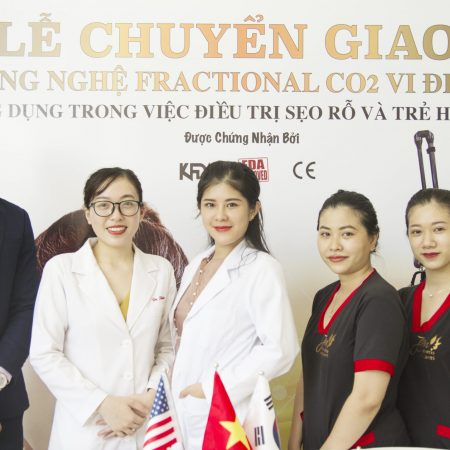 A&T Medical, Atmedical.vn, chuyển giao jen spa