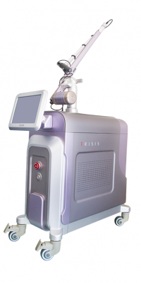 máy laser q-switched ND: yag Trisis